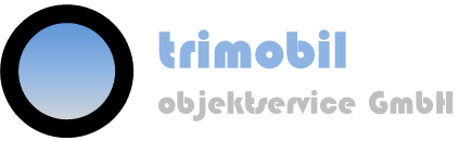 Logo trimobil objektservice in Trier
